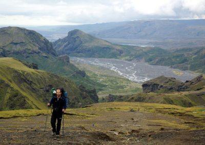VándorLáss – Izlandi gyalogtúra a Tűz és Jég országában