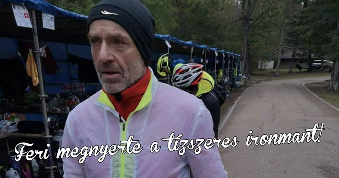 """VándorLáss EST – vendégünk Szőnyi Ferenc a """"racemachine"""""""