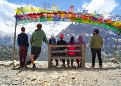 Annapurna-kör gyalogtúra