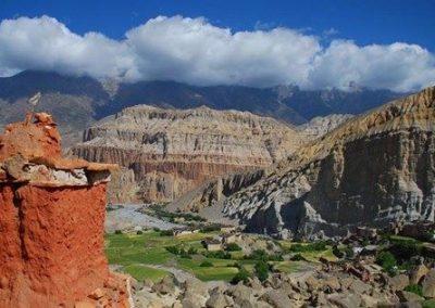 Felső-Musztáng túra, Nepál rejtett kincse