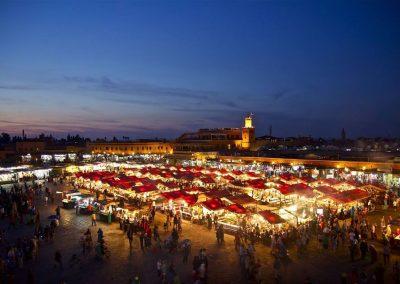 Marokkó, a legnyugatibb kelet országa