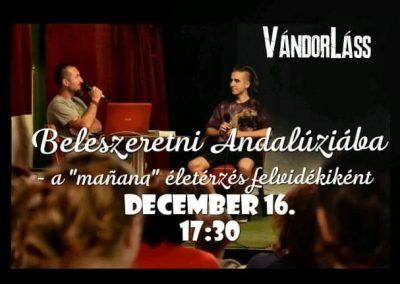 """VándorLáss Est – Beleszeretni Andalúziába – a """"mañana"""" életérzés"""